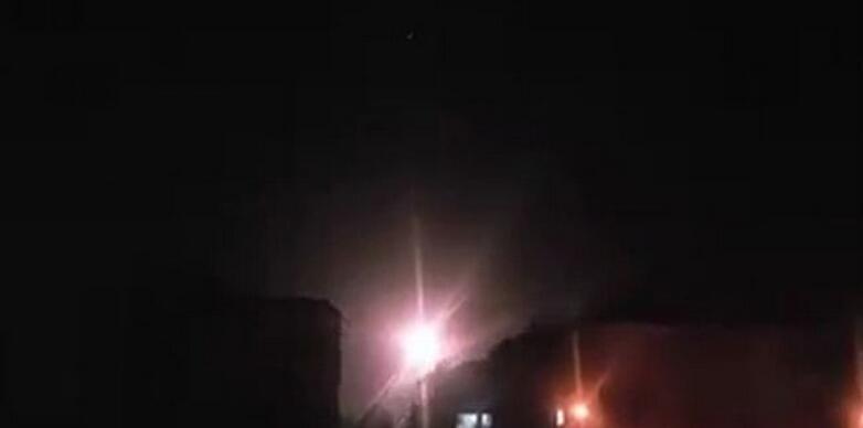 以色列军战机空袭叙利亚首都 致机场仓库受损