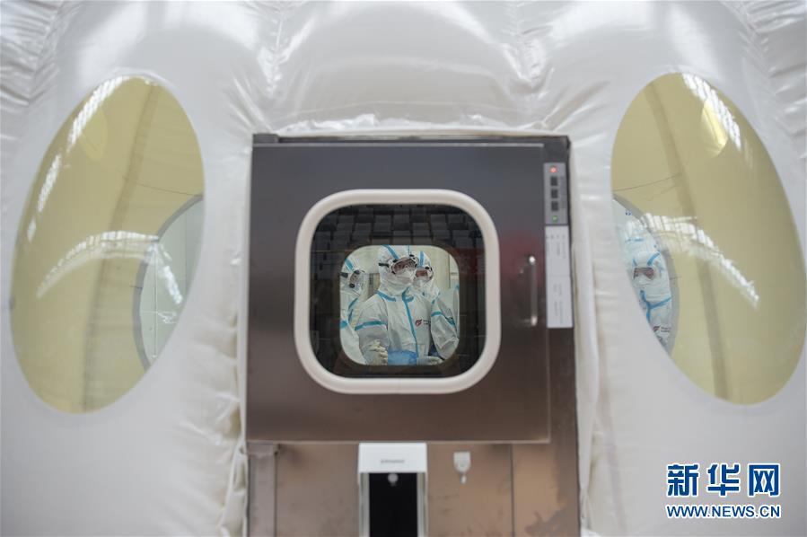 """(新华全媒头条·图文互动)(4)首都再战""""疫"""",难忘40天——写在北京应急响应级别降级之际"""