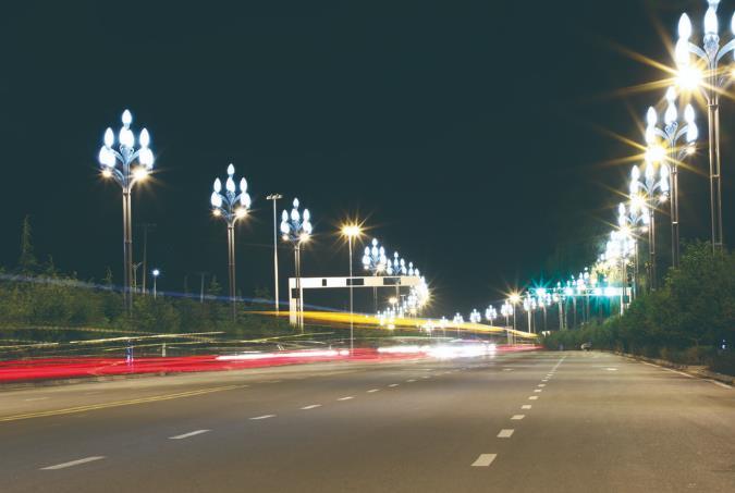 169盏路灯照亮一方百姓的心